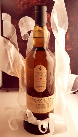 Lagavulin 12 year old - outstanding!